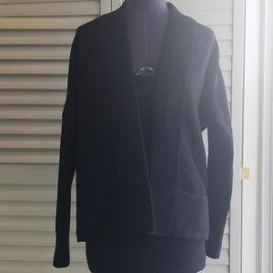 Vintage black cardigan. Size M